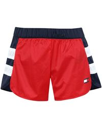 Tommy Sport Shorts - Red