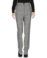 Dolce & Gabbana Casual Trousers - Grey