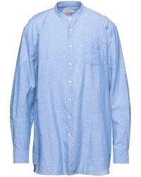 Bugatti Camisa - Azul