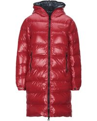 Duvetica Down Jacket - Red