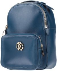 Roberto Cavalli Backpacks & Bum Bags - Blue