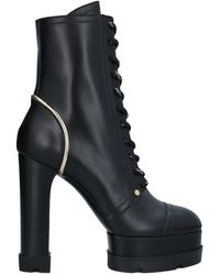 Casadei Ankle Boots - Black