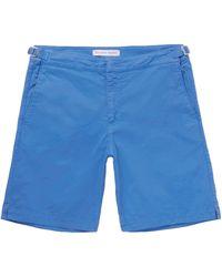 Orlebar Brown Bermuda - Blu