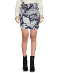 Le Mont St Michel - Mini Skirt - Lyst
