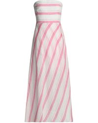 Gül Hürgel 3/4 Length Dress - Pink