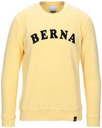Berna Sweatshirt - Yellow