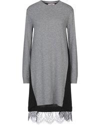 LAB ANNA RACHELE Short Dress - Gray