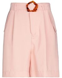 WEILI ZHENG Shorts - Pink