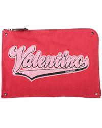 Valentino Garavani Handtaschen - Rot