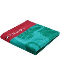 Tommy Hilfiger Beach Towel - Green