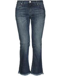 Love Moschino Pantalones vaqueros - Azul