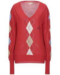 Vivienne Westwood Pullover - Rojo