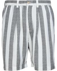 Saturdays NYC Shorts & Bermuda Shorts - Grey