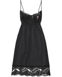 N°21 Vestido midi - Negro