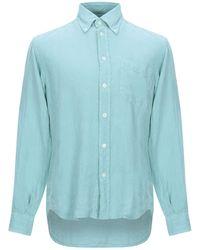 HARDY CROBB'S Shirt - Blue