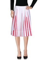 IO Ivana Omazic - 3/4 Length Skirt - Lyst