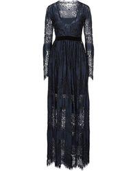 Relish Long Dress - Multicolour