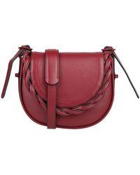 Marco De Vincenzo Cross-body Bag - Red