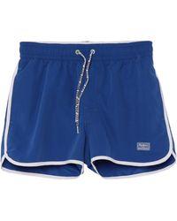 Pepe Jeans Short de bain - Bleu