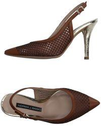 Norma J. Baker Zapatos de salón - Marrón
