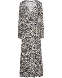 ANDAMANE Long Dress - White