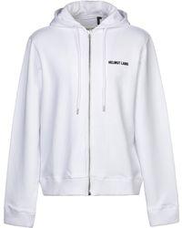 Helmut Lang Sweat-shirt - Blanc
