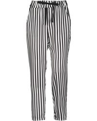 Angela Davis Casual Pants - Black