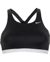 Nike Sportliche Bademode - Schwarz