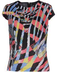 Just Cavalli - T-shirt - Lyst
