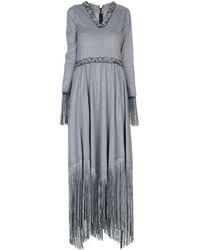 40e8a5606 Vestidos largos y maxi Marco De Vincenzo de mujer desde 259 € - Lyst