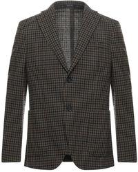 BRERAS Milano Suit Jacket - Multicolour