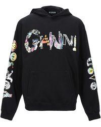 Versus Black Cotton Sweatshirt