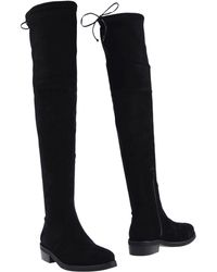 Lola Cruz Boots - Black