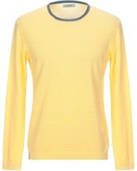 Fred Mello Sweater - Yellow
