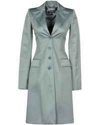 Dolce & Gabbana - Overcoat - Lyst