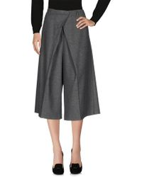 Jucca - 3/4-length Trousers - Lyst