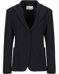 L'Autre Chose Suit Jacket - Black
