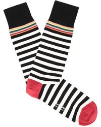 Paul Smith Calcetines cortos - Blanco