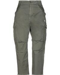 Replay - 3/4-length Trousers - Lyst