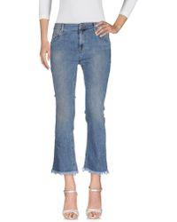 ViCOLO Pantaloni jeans - Blu