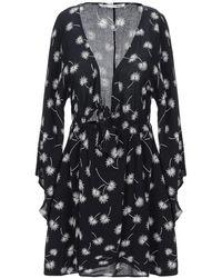 Amuse Society Short Dress - Black