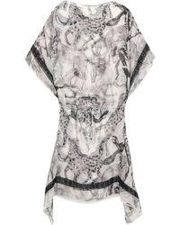 Stella McCartney Vestido de playa - Blanco