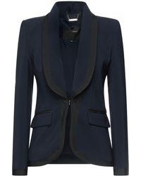 W Les Femmes By Babylon Suit Jacket - Blue