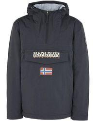 Napapijri Waterproof Rainforest Winter Jacket - Noir