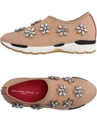 Philippe Model Low Sneakers & Tennisschuhe - Mehrfarbig