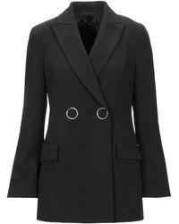 Annarita N. Suit Jacket - Black