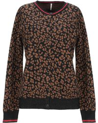 Maison Scotch Cardigan - Brown