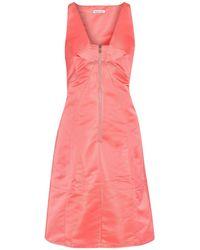 Tomas Maier Short Dress - Pink