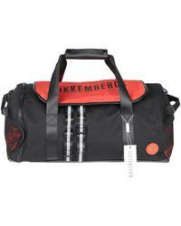 Bikkembergs Travel Duffel Bag - Orange