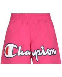 Champion Shorts & Bermuda Shorts - Pink